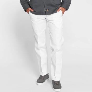 Dickies Pantalon chino Slim Straight Work blanc