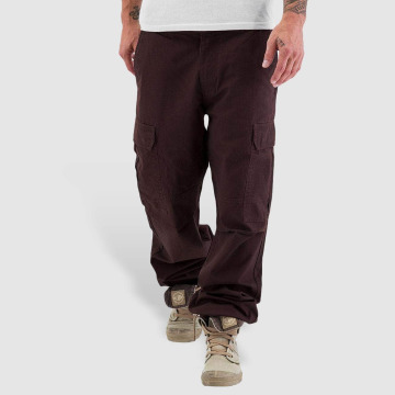 Dickies Reisitaskuhousut New York ruskea