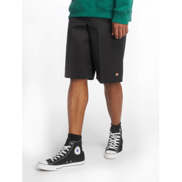 Dickies Shortsit Multi-Use Pocket Work musta