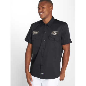 Dickies Skjorte North Irwin sort
