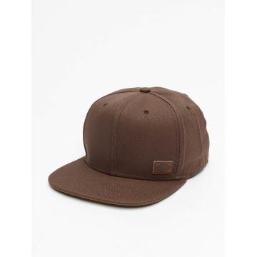 Dickies Snapback Cap Minnesota braun
