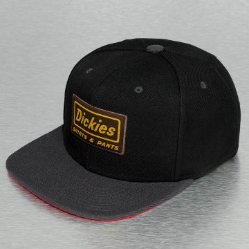 Dickies Snapback Cap Jamestown schwarz