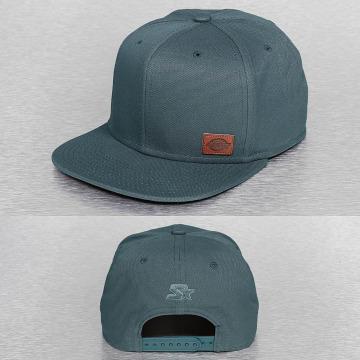 Dickies Snapback Caps Minnesota šedá