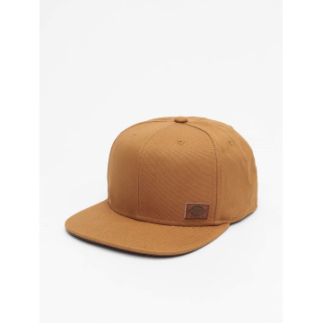 Dickies Snapback Caps Minnesota hnědý