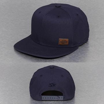 Dickies Snapback Caps Minnesota modrý