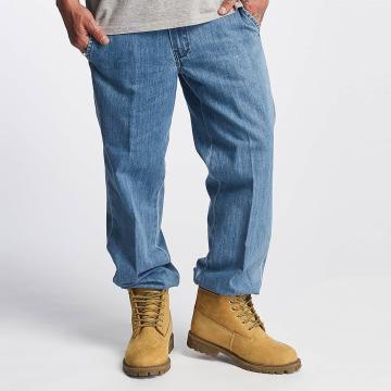 Dickies Straight Fit Jeans Denim Work blau