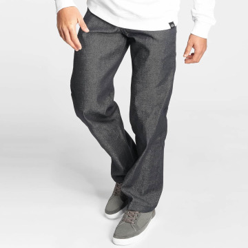 Dickies Straight fit jeans Jeans Work blauw