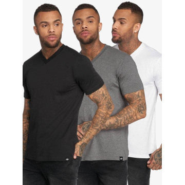 Dickies T-Shirt MC 3-Pack black