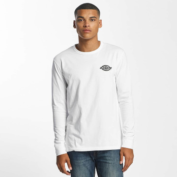 Dickies T-Shirt manches longues Pipersville blanc