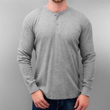 Dickies T-Shirt manches longues Lowell gris