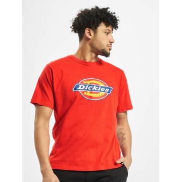 Dickies T-shirt Horseshoe Regular rosso