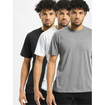 Dickies T-shirts MC T-Shirt 3er-Pack hvid