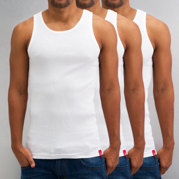 Dickies Tank Tops Proof 3er-Pack white