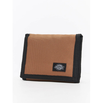 Dickies Wallet Crescent Bay brown