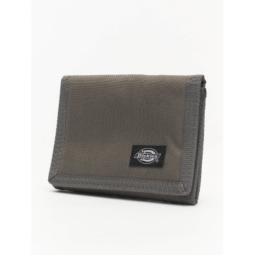 Dickies Wallet Crescent Bay grey