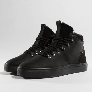 Djinns Ботинки Fur черный