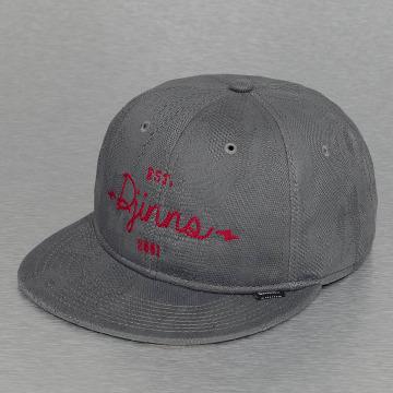 Djinns Snapback Cap Soft Classic gray