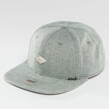 Djinns Snapback Caps Change 6 Panel oliivi