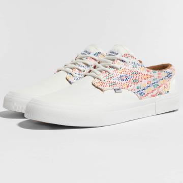 Djinns Sneaker Nice Crazy Pattern Geronimo bianco