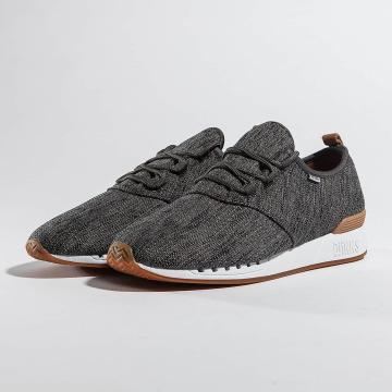 Djinns Sneaker Moc Lau grau