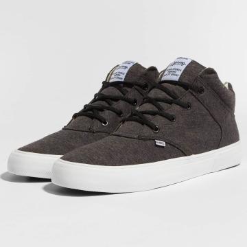 Djinns Sneaker Chunk Jersey Aloha schwarz