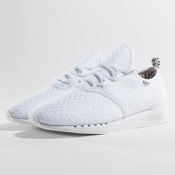 Djinns Sneaker Moc Lau Conlines weiß
