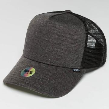 Djinns trucker cap HFT Jersey Aloha zwart