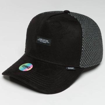 Djinns trucker cap HFT Part-Time Mesh zwart