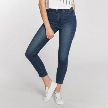 Dr. Denim High Waisted Jeans Cropa Cabana blauw