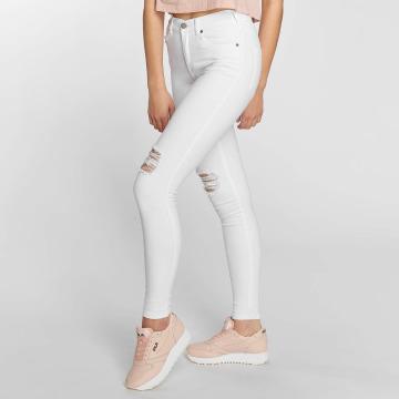 Dr. Denim Skinny Jeans Lexy bialy