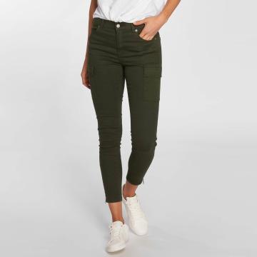 Dr. Denim Skinny jeans Dezie olijfgroen