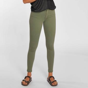 Dr. Denim Skinny Jeans Lexy oliwkowy