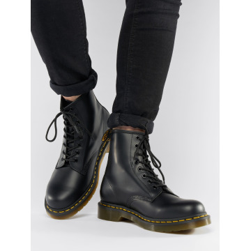 Dr. Martens Boots 1460 DMC 8-Eye Smooth schwarz