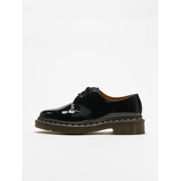 Dr. Martens Chaussure basse 1461 3-Eye Patent Leather Low noir