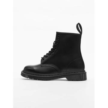 Dr. Martens Vapaa-ajan kengät 1460 8-Eye Mono Smooth Leather musta