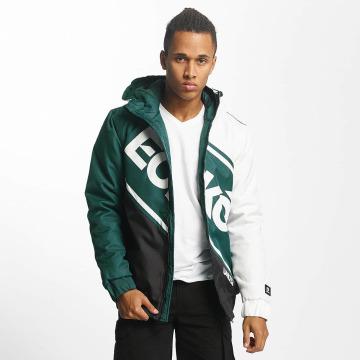 Ecko Unltd. Зимняя куртка Vintage зеленый
