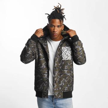 Ecko Unltd. Зимняя куртка Anorak камуфляж