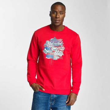 Ecko Unltd. Пуловер Retro красный