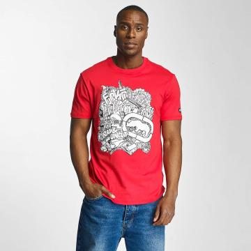 Ecko Unltd. Camiseta Skullprint rojo