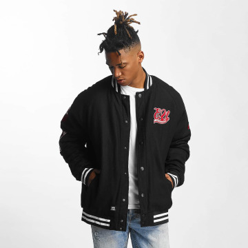 Ecko Unltd. College Jacket Big Logo black