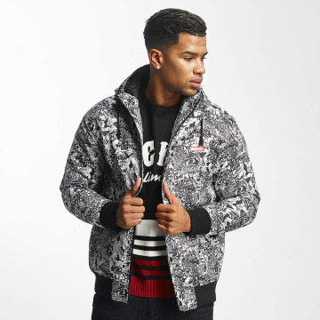 Ecko Unltd. Lightweight Jacket Comics Allover black