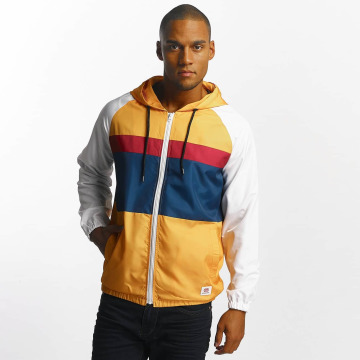 Ecko Unltd. Lightweight Jacket Windbreaker CapSkirring yellow