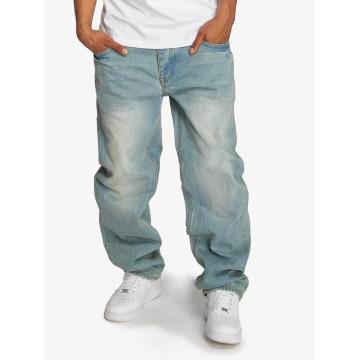 Ecko Unltd. Loose fit jeans Hang blauw