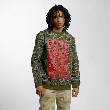 Ecko Unltd. Pullover Military grün