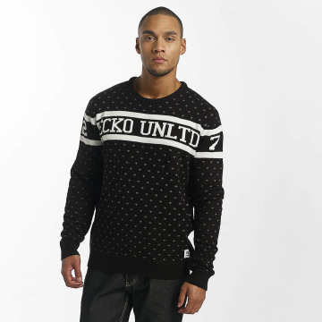 Ecko Unltd. Pullover Winter schwarz
