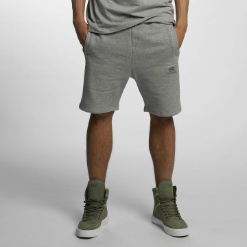 Ecko Unltd. Shorts Melange grau