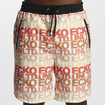 Ecko Unltd. shorts TroudÀrgent oranje