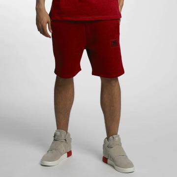 Ecko Unltd. Shorts Melange rot