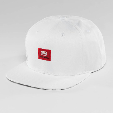 Ecko Unltd. Snapback Cap Peter Patch white