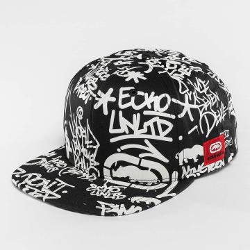 Ecko Unltd. Snapback Caps Graffiti czarny